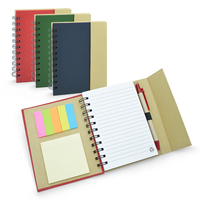 CADERNO COLOR ECO COM ESPIRAL